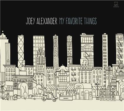 Joey Alexander - My Favorite Things (Japan Edition)