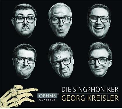 Die Singphoniker & Georg Kreisler - Lieder