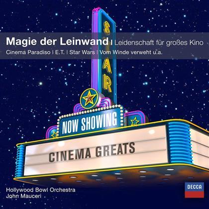 Various Artists - 2 Cds - Magie Der Leinwand