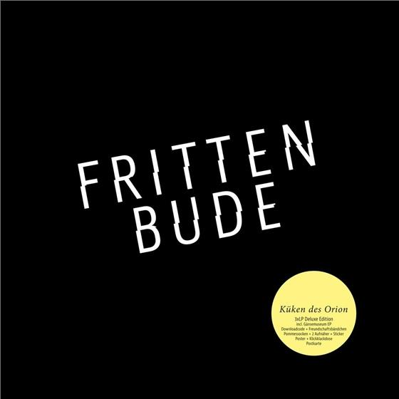 Frittenbude - Küken Des Orion (Deluxe Edition, 3 LPs + Digital Copy)