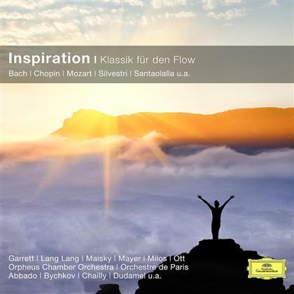 David Garrett, Lang Lang, Mischa Maisky, Mayer, Claudio Abbado, … - Inspiration - Klassik Für Den Flow