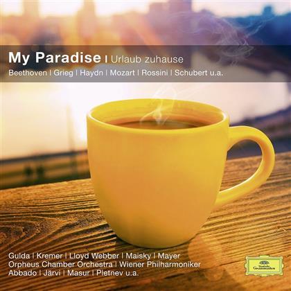 Friedrich Gulda (1930-2000), Gidon Kremer, Andrew Lloyd Webber, Mischa Maisky, Claudio Abbado, … - My Paradise - Urlaub Zuhause