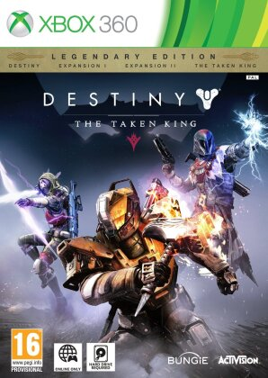 Destiny - Il Re dei Corrotti (Legendary Edition)