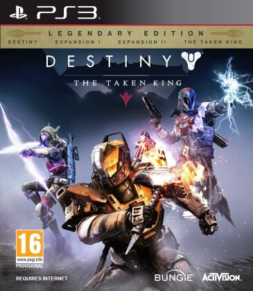 Destiny - Il Re dei Corrotti (Legendary Edition)