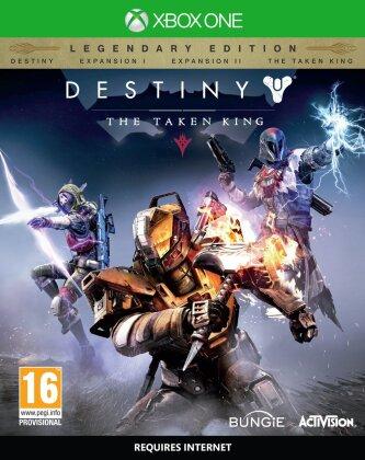 Destiny - Le Roi des Corrompus (Edition légendaire)