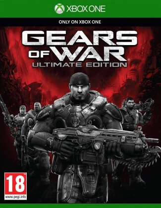 Gears of War: (Édition Ultime)