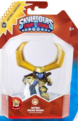 Nitro Head Rush Exclusive Single Character for Skylanders Trap Team