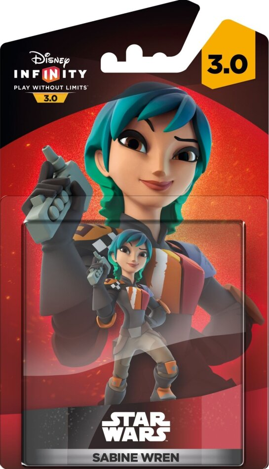 Disney Infinity 3.0 - Single Character Sabine Wren