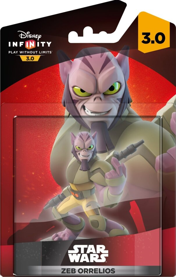 Disney Infinity 3.0 - Single Character Zeb Orrelios