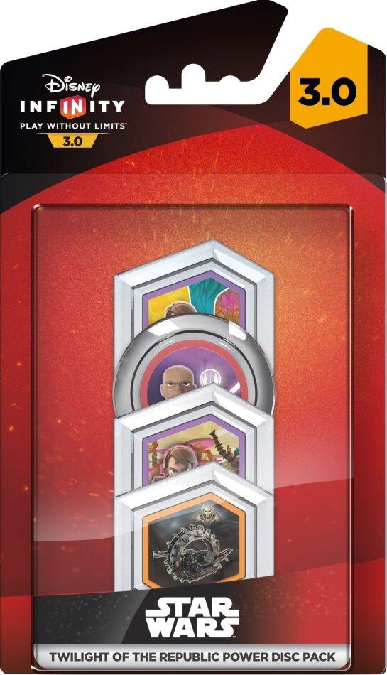 Disney Infinity 3.0 - Twilight of the Republic Bonus-Coins-Set