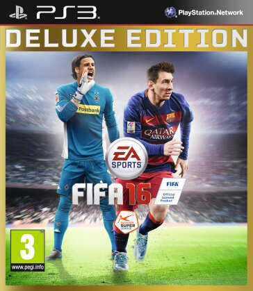 FIFA 16 (Édition Deluxe)