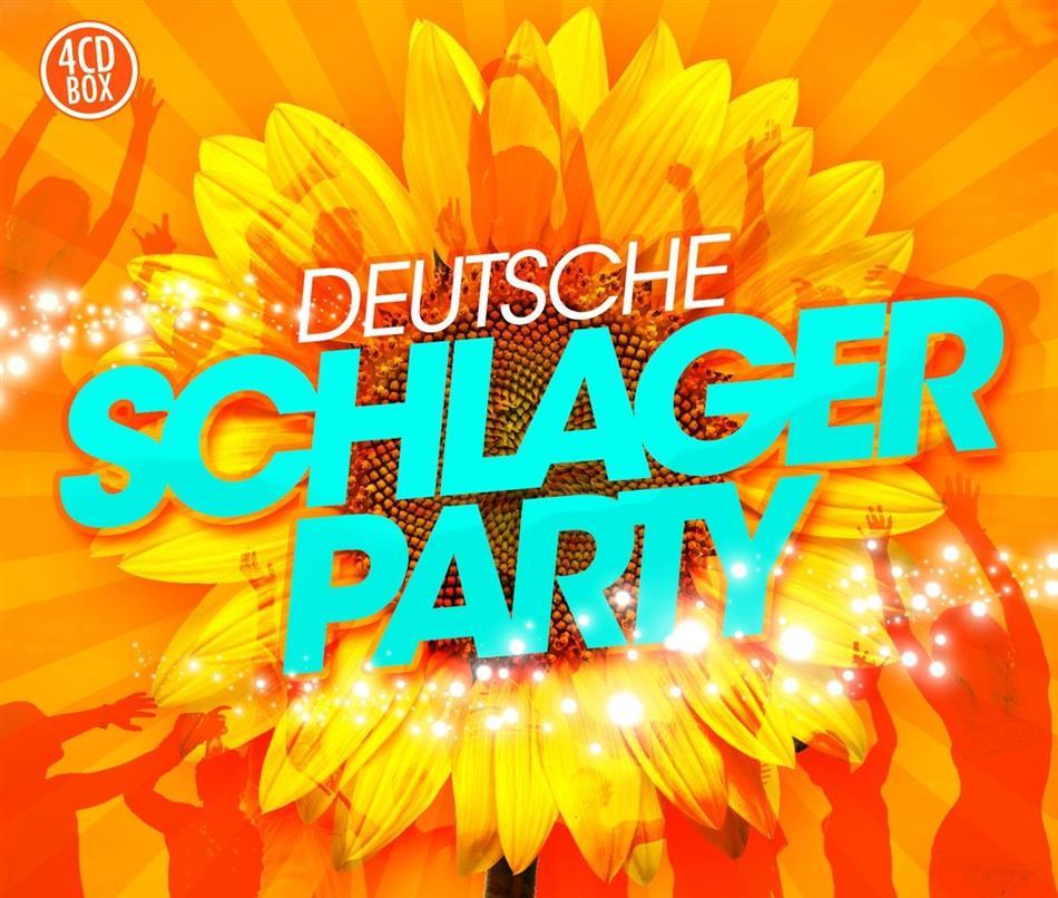 Deutsche Schlagerparty (4 CDs)