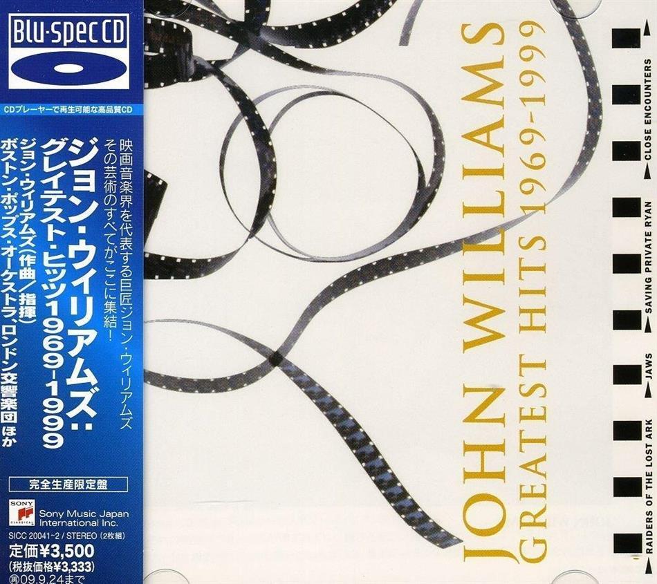 John Williams (*1932) - Greatest Hits 1961999 (2 CDs)