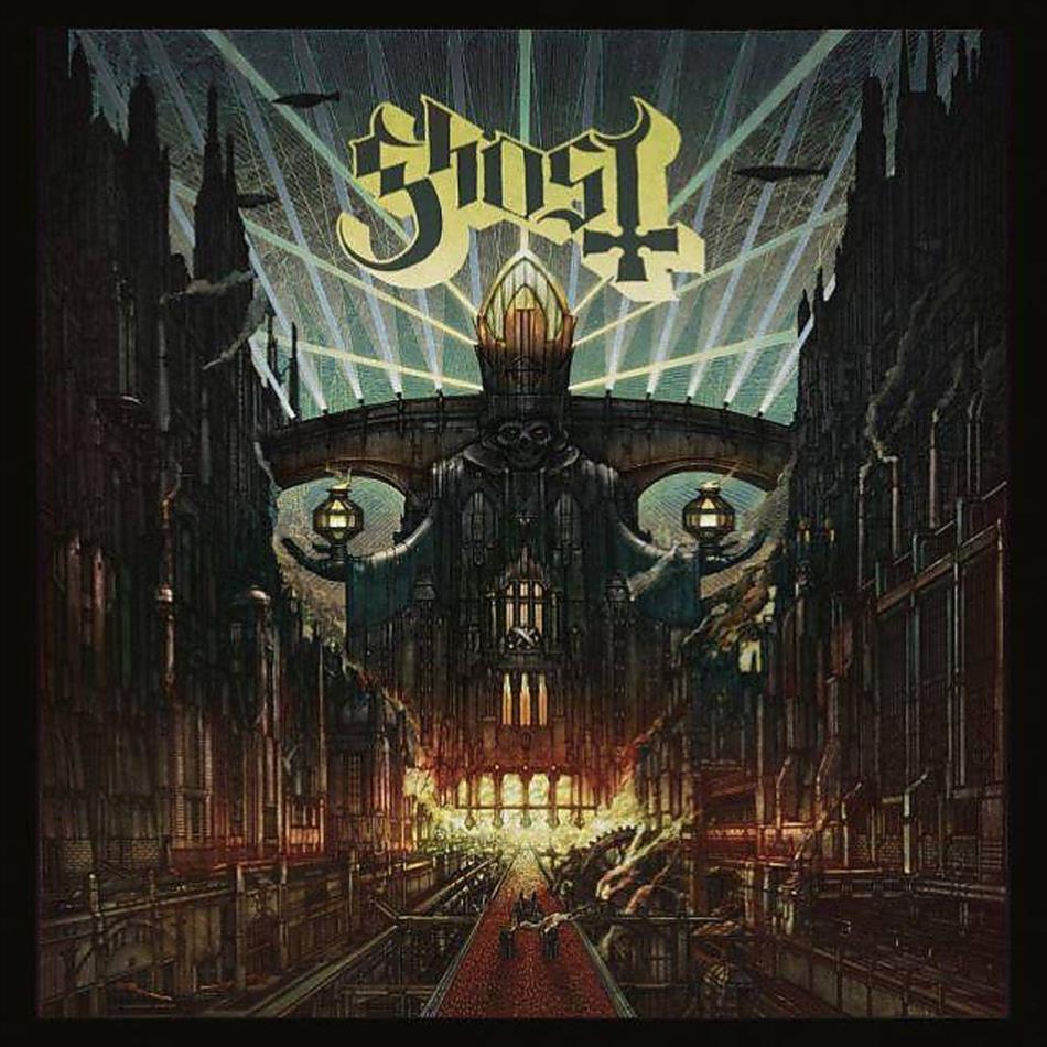 Ghost (B.C.) - Meliora
