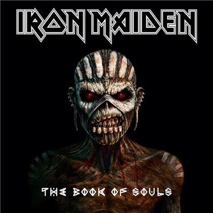 Iron Maiden - Book Of Souls (3 LPs)