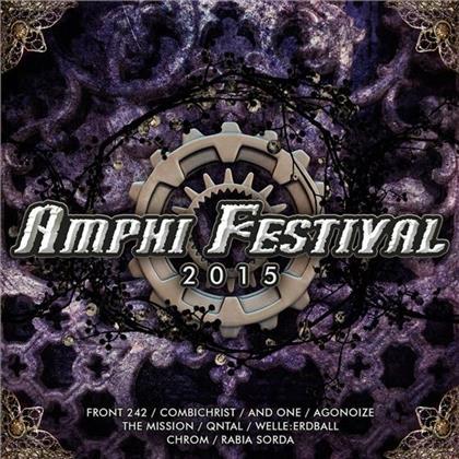 Amphi Festival - Various 2015