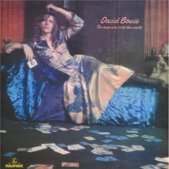 David Bowie - Man Who Sold The World (2015 Version, Remastered)