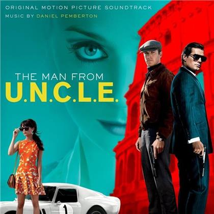 Daniel Pemberton - Man From U.N.C.L.E. - OST (CD)