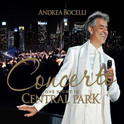 Andrea Bocelli - Concerto - One Night In Central Park (Remastered)