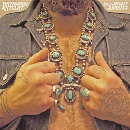 Nathaniel Rateliff & The Night Sweats - --- (LP)