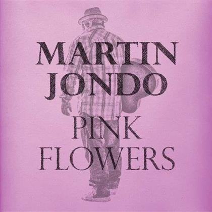 Martin Jondo - Pink Flowers