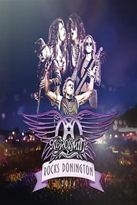 Aerosmith - Rocks Donington 2014 (2 CDs + DVD)