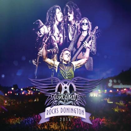 Aerosmith - Rocks Donington 2014 (3 LPs + DVD)