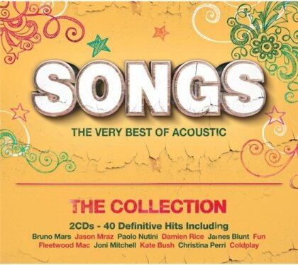 Songs - Very Best Of Acoustic (2 CDs)