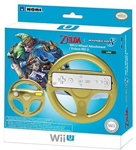 Mario Kart 8 Wheel Attachment - Link