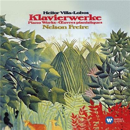 Heitor Villa-Lobos (1887-1959) & Nelson Freire - Klavierwerke - Referenzaufnahme