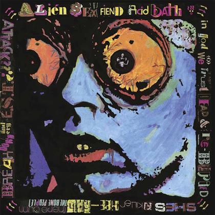 Alien Sex Fiend - Acid Bath (2015 Version, 2 LPs)