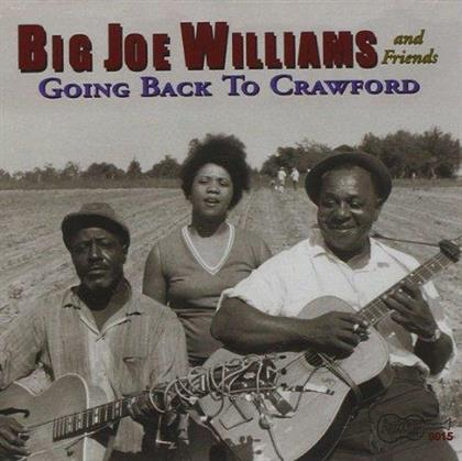 Big Joe Williams - And Friends, Going Back