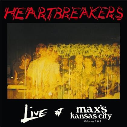 The Heartbreakers - Live At Max's Kansas City Vol. 1 & 2