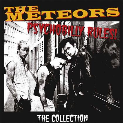 The Meteors - Psychobilly Rules - The Collection (2 LPs)