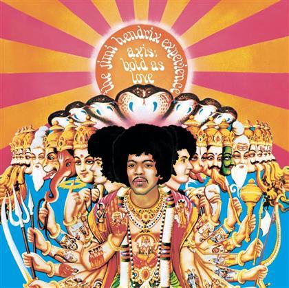 Jimi Hendrix - Axis: Bold As Love (2015 Version, LP)
