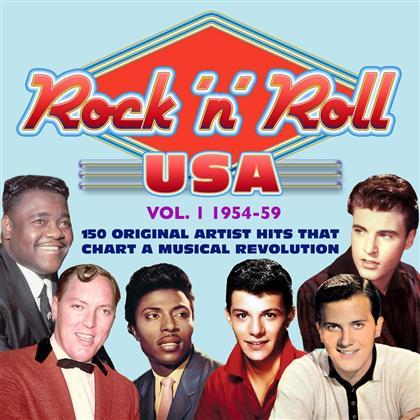 Rock 'n' Roll USA - Vol. 1 - 1954-1959 (5 CDs)