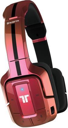 Tritton Swarm Headset - flip pink