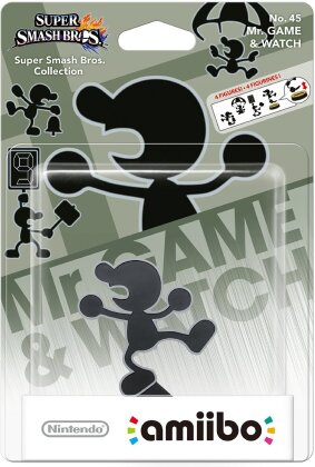 amiibo Super Smash Bros. Mr. Game & Watch