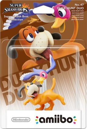 amiibo Super Smash Bros. Duck-Hunt-Duo