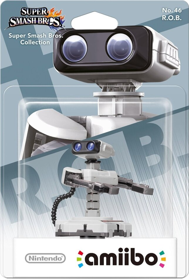 amiibo Super Smash Bros. R.O.B.