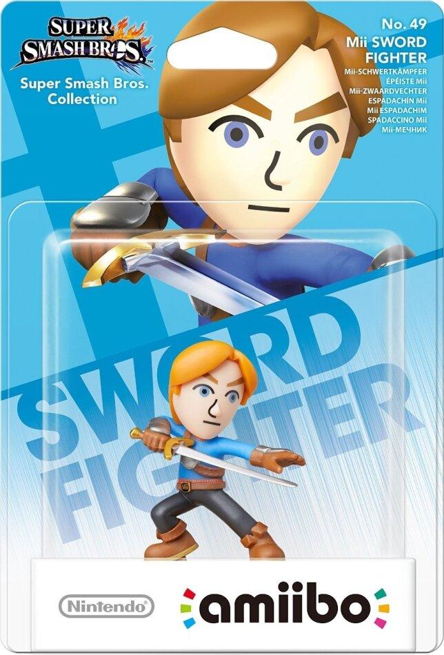 amiibo Super Smash Bros. Mii-Schwertkämpfer
