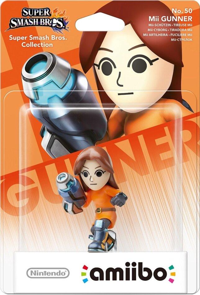 amiibo Super Smash Bros. Mii-Schützin