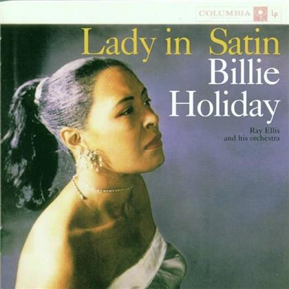 Billie Holiday - Lady In Satin (Japan Edition)