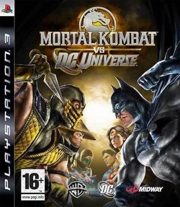 Mortal Kombat vs. DC Universe Essentials