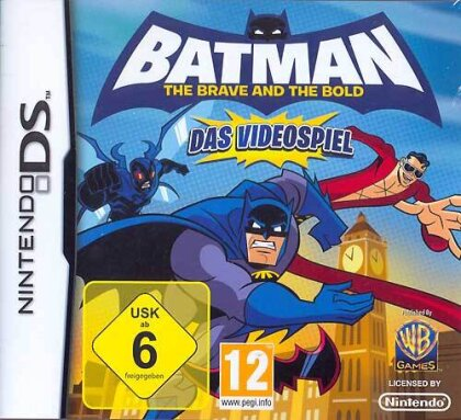 Batman - Brave and the Bold