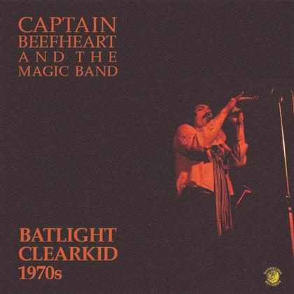 Captain Beefheart - Batlight Clearkid (Colored, LP)