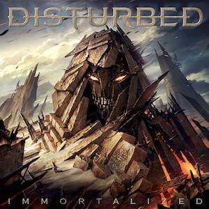 Disturbed - Immortalized (Japan Edition)
