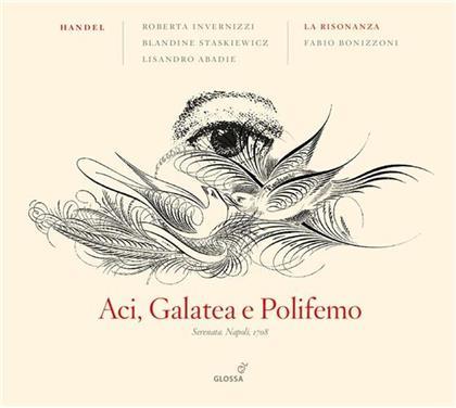 Roberta Invernizzi, Fabio Bonizzoni & Georg Friedrich Händel (1685-1759) - Aci,Galatea E Polifemo (2 CDs)