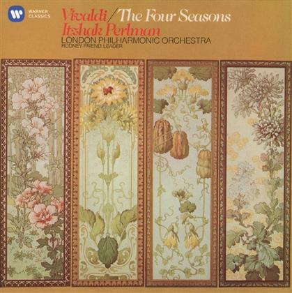 Antonio Vivaldi (1678-1741), Itzhak Perlman & London Philharmonic Orchestra - Die Vier Jahreszeiten - ITZHAK PERLMAN EDITION 13