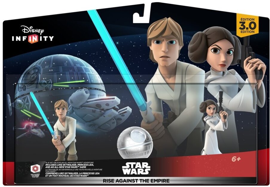 Disney Infinity 3.0 - Rise Against the Empire Playset